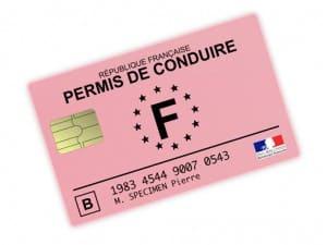 nouveau permis de conduire électronique