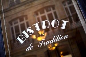 Café, bar, bistrot, restaurant, vitrine, français, rétro, fra