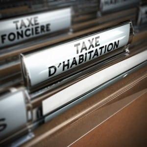 Taxe d'habitation.