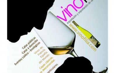 Entrevista a Vinofilia