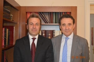 Miguel Morillon et Javier Lucena se rapprochent pour développer une nouvelle  pratique chez MORILLON AVOCATS.